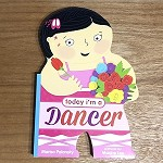 559780374304409 Today I'm a Dancer Board Books (2pc.) $8.99 Cover Price