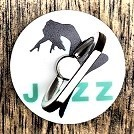g421 JAZZ Print Cell Phone Ring/Stand (ea.)