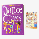 108978 Dance Class 3 in 1 Graphic Novel Books (2pc.) $14.99 Cover Price