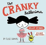059780062351241 The Cranky Ballerina Hardcover Books (2pc.) $17.99 Cover Price