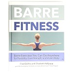 119978 Barre Fitness Hardcover Books (2pc.) $17.00 Cover Price