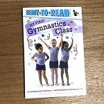 48978 My First Gymnastics Class Hardcover Books (2pc.) $16.99 Cover Price