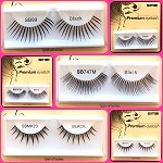 el18 Plain Eyelashes (ea.)