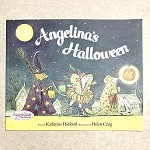 36978 Angelina Ballerina's Halloween Books (2pc.) $6.99 Cover Price