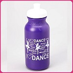 g226 Purple Ballerina Print 20oz. Bottle (ea.)