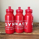 g312 Red GYMNAST Print 20oz. Bottle (ea.)