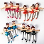 g314 Bendable Ballerinas (12pc.)