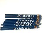 g315 Blue GYMNAST Pencil (ea.)