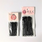 ha293 Hair Pins w/Tips (12pc.)