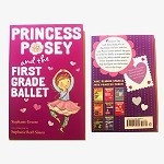 929780399169625 Princess Posey And The First Grade Ballet Hardcover Books (2pc.) $13.99 Cover Price