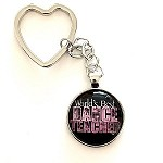 kc25 Worlds Best Dance Teacher Key Chain (ea.)