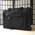 "db218.18 18"" Black Duffel Bag (ea.)"