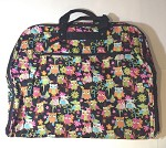 db223 Owl Print Garment Bag (ea.)