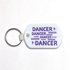 g414 DANCER Key Chain (ea.)
