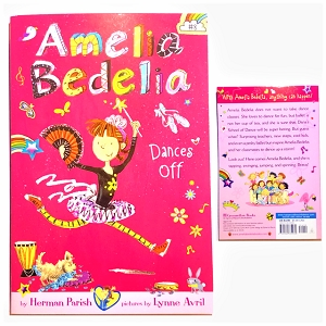 Amelia Bedelia does not want to take dance classes. She loves to dance for fun, but ballet is not her cup of tea, and she is sure that Dana's School of Dance will be super boring. But guess what? Surprising teachers, new steps, cool kids, and even a pesky ballet bun inspire Amelia Bedelia and her classmates to dance up a storm!