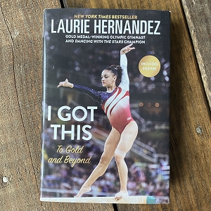 Gold medal-winning Olympic gymnast and Dancing With The Stars champion Laurie Hernandez shares her story in her own words in this debut book for fans of all ages  with never before seen photos!