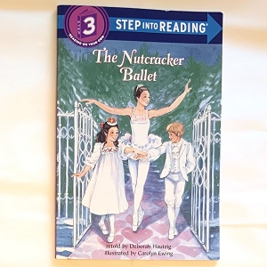 A Step 3 early reader retelling of the classic story of the Christmas ballet, The Nutcracker.                                                                                                                                                       From the opening Christmas Eve party scene to the closing scene in which Marie and her Nutcracker prince bid farewell to the Land of the Sweets, young readers will be enchanted while enjoying a successful reading experience.  Step 3 Readers feature engaging characters in easy-to-follow plots about popular topics—for children who are ready to read on their own.
