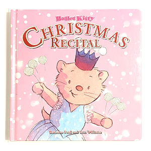 It's Christmas - and for Ballet Kitty, that means The Nutcracker. She hopes to perform the Sugar Plum Fairy, her favorite role, at a real recital. Kitty's so excited! But when her very best friend wants to dance the same solo, suddenly the show isn't fun anymore. This charming tale of friendship, ballet, and the thrill of being onstage will enchant little ballerinas everywhere.