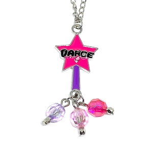 n19 Dance Star & Beads Necklace (ea.)