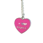 n20 Dance Heart Necklace (ea.)