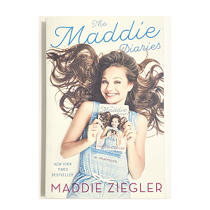 "In this New York Times bestselling memoir, the incredibly talented breakout star of Dance Moms and judge on So You Think You Can Dance brings her uplifting coming-of-age story about following her dreams and working hard to achieve success in both the dance world and in life.  Maddie Ziegler knew one day she'd be a star - she just didn't know how soon that day would come.  At just eight years old, she was cast on Lifetime's hit reality show Dance Moms and quickly won the hearts of fans everywhere with her natural talent and determination. Soon, she was capturing attention from all over - including pop superstar Sia, who cast her as her dance double in the incredibly popular music video for her hit song ""Chandelier."" The rest, as they say, was history.  In this inspirational memoir, Maddie explains the hard work she put into her rise to stardom and how she keeps her balance along the way - starring in music videos, going on tour, and becoming an actress in The Book of Henry with Naomi Watts and Jacob Tremblay. She also answers her fans' burning questions with wise advice she's learned on her journey. With honesty, charm, and humor, Maddie offers her unique perspective on making her way in the entertainment world as a young teenager, reflecting on the lessons she's learned - and preparing for the exciting road ahead."