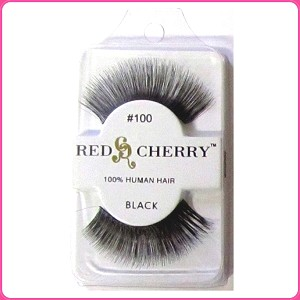 Enhance your look with these faux eyelashes that feature a thick, fluttery construction that will make your eyes pop.